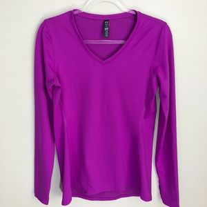 Under Armour Cold Gear Long Sleeve Top L